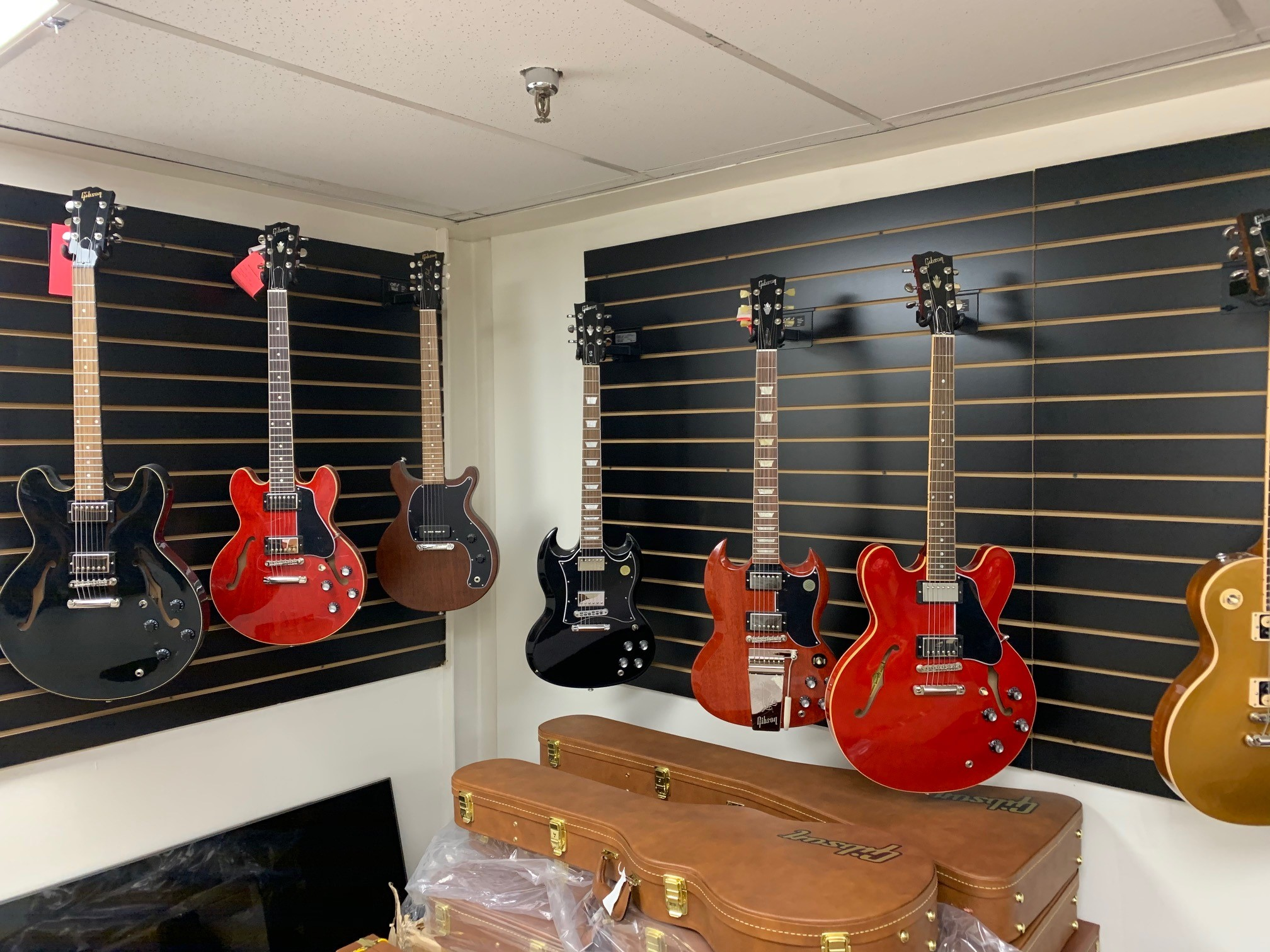 Gibson Guitars UT CIS