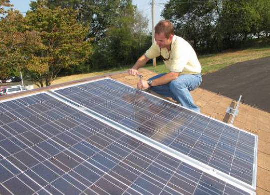 UT CIS conducts energy audits for Tennessee businesses