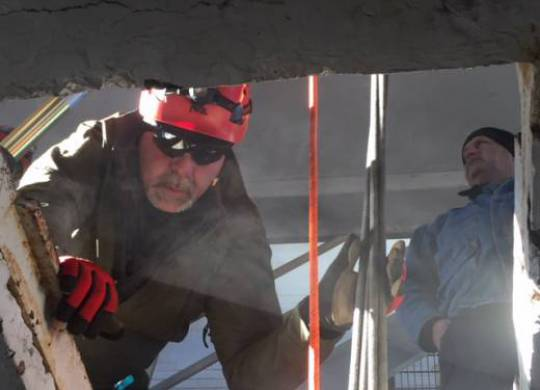 Confined Space Assessment UT CIS