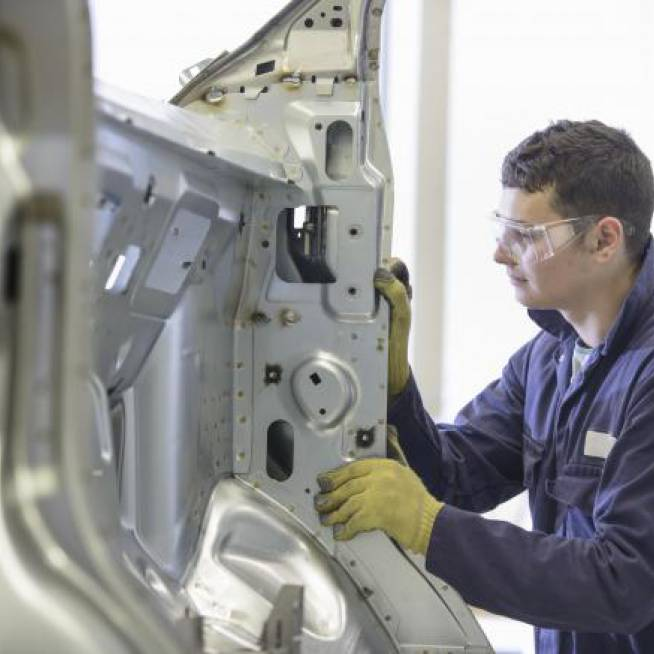 Automotive Supply Chain Workforce Readiness Program